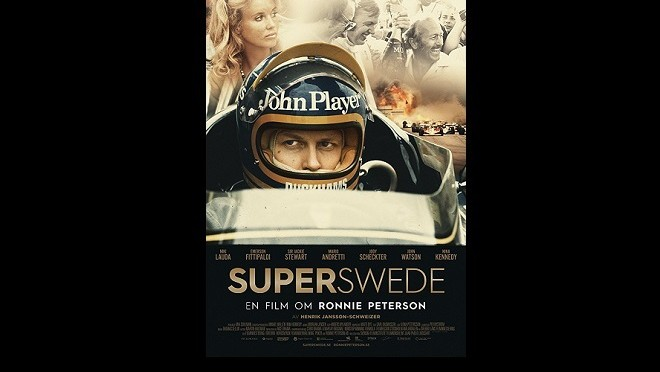 Superswede – en film om Ronnie Peterson