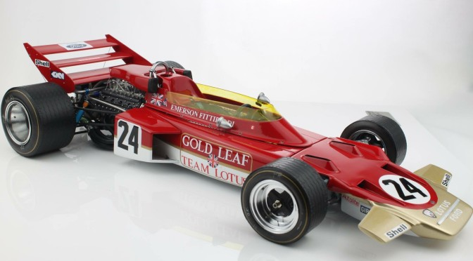 1/12 Lotus 72C Transkit by MMK