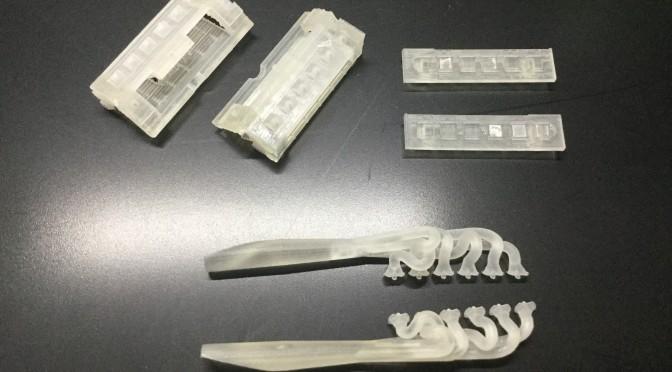 SHAPEWAYS 3Dプリントパーツ